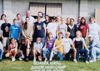 quaker knoll outdoor campers